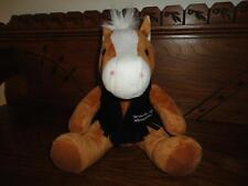 Servers Rock Wild Horse Casino & Resort Stuffed Horse 2008 Arizona Collectible