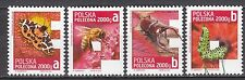 POLAND 2013 **MNH SC#  Flora and Fauna - Dimension in Priority and Economic