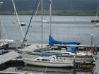 23ft pandora international yacht. As is. New covers, anchor and sails included