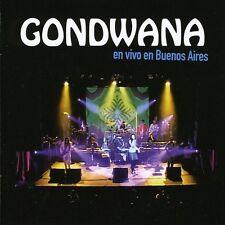 Gondwana - Gondwana en Vivo en Buenos Aires [New CD]
