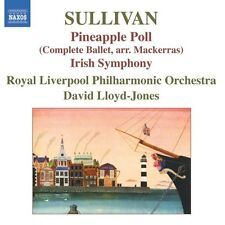 David Lloyd-Jones, S - Irish Symphony Pineapple Poll [New CD]