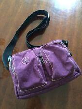 Kipling Shoulder Crossbody or Messenger Bag With Pockets