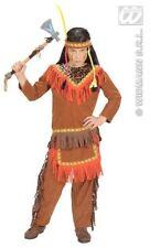 Widmann 58746 Costume Indiano 5/7 128 cm Casacca Pantaloni