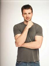 Chris Evans A4 Photo 9