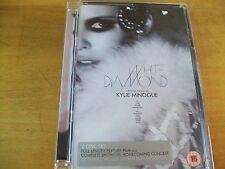 KYLIE MINOGUE WHITE DIAMOND 2  DVD