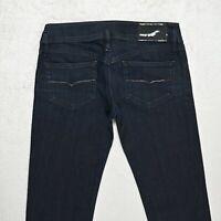 Womens DIESEL Matic Jeans Size W28 L32 Slim Fit Tapered Leg Stretch Wash 008W3