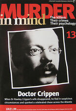 Murder in Mind Issue 13 -  Doctor Crippen