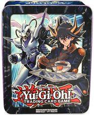 YuGiOh 2018 Mega Tin Yusei Fudo Collector Tin