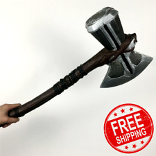 Stormbreaker Thor Cosplay Avengers Endgame Movie Marvel Infinity War Axe 1:1
