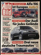 Auto Bild 10/1998 - Honda Integra - Audi Allroad - Sachs Roadster + Extra Test!