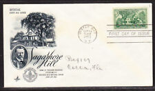 """USA """"Artcraft"""" 1953  Sagamore Hill  First Day Cover Addressed"""