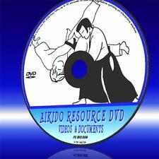 Yoshinkan AIKIDO ULTIMATE risorsa PC-DVD 9hr di esercitazione video & libri ETC NUOVO