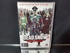 Dead Snow 2 Red vs Dead (R)18+ DVD Video NEW/Sealed