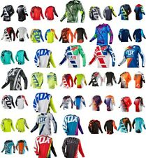 New Fox Racing Jersey Shirt Men's Motocross/Mx/Atv/Bmx/Mtb Cycling Bike