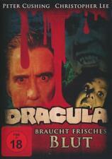 Dracula braucht frisches Blut dvd  neu Rites of, Peter Cushing, Christopher Lee