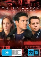 THIRD WATCH The Complete Season 1 DVD 6 Disc Set R4 (Aus Seller)