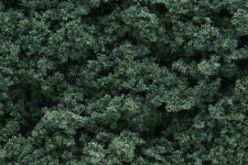Woodland Scenics FC59. Clump Foliage - Dark Green.
