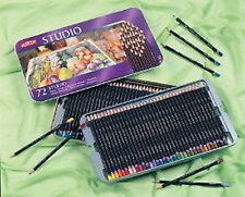 Derwent Studio Lápices 72 Color Tin