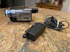 Sony Handycam Dcr-Trv103 Digital8 Camcorder - Record Transfer Play Video8 Hi 8