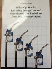 Policy Options for Reducing Energy Use and Greenhouse Gas Emissions from U.S.