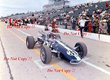 Dan Gurney All American Racers Eagle Indianapolis 500 1966 fotografía 1