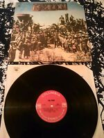 PIG IRON - S / T LP EX!!! ORIGINAL U.S COLUMBIA 2 EYE 360 SOUND TEXTURED COVER