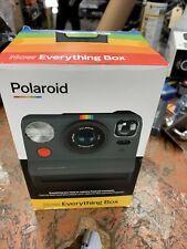 Polaroid Now Everything Box i-Type Instant Camera and Film Bundle Black 6026