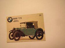 BMW - 3/15 Dixi - Auto - Oldtimer / Streichholzetikett