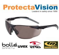 Bolle Universal Smoke Lens Safety Glasses Sunglasses CLEARANCE ITEM!