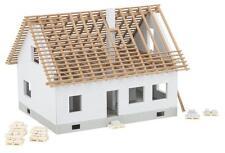 Faller H0, Einfamilienhaus im  Bau, Epoche VI, Bausatz, ohne OVP, Neu