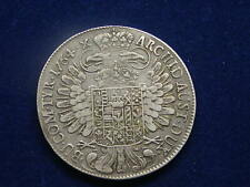 Taler 1764 Hall Maria Theresia - RDR Silber W/21/1218