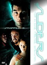 Sliders - Das Tor in eine fremde Dimension: Staffel 3 (7 DVDs), Deutsch, Box-Set
