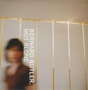 "BERNARD BUTLER ""NOT ALONE"" 7"" 45rpm NEW! U.S. '90s INDIE POP/ALTERNATIVE"