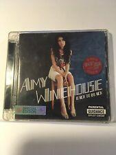 Amy Winehouse - Back to Black (2006) CD