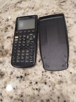 Texas Instruments TI-86 Graphing Calculator TI86 With Cover r1