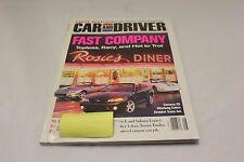 CAR AND DRIVER: FAST COMPANY AUG.1999 VOL.45 #2 (OAK9677-1 [BOX Q] DDD #1082)