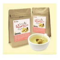 NEW Roasted Finger Root Tea Raw Fresh Weight Loss High Quality 30T