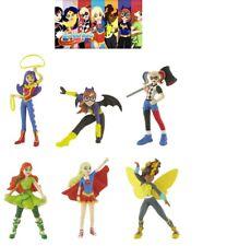 Figuras pvc Superhéroes DC COMICS SUPERHEROINAS