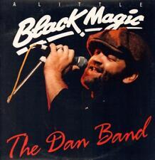 The Dan Band(Vinyl LP)A Little Black Magic-Legacy-L 30528-UK-1990-VG/NM