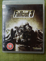 Fallout 3 (Sony PlayStation 3, 2008, PS3, Region Free, Game)