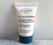 Clarins Men Total Wrinkle Control, 12ml, Men's Skincare, Brand New