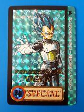 Carddass Dragon Ball Fan Prism SP Youngjijii #14 Custom Card HK