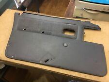 Peugeot 309  mk1 5dr  DOOR CARD panel upholstery  left gauche