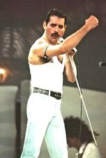 QUEEN /FREDDIE MERCURY in concert at LIVE AID 1985! 60 Amazing PHOTOS!