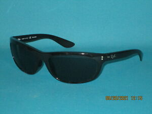 RAY BAN RB4089 BALORAMA 601 Black/NO LENSES Men's Sunglasses FRAMES 62mm