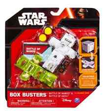 Star Wars Box Busters, Battle of Hoth & Battle of Naboo