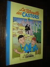 LA PATROUILLE DES CASTORS - 1 - Le mystère de Grosbois - Mitacq 2014 - Scouts