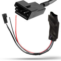 Bluetooth AUX IN Adapter Kabel 3pol Stecker für BM54 BMW E39 E46 E53 X5 Navi