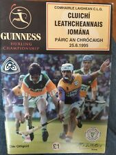 GAA Leinster hurling semi final. Offaly vs Wexford 1995