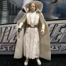 "STAR WARS the black series LUKE SKYWALKER Jedi Master last jedi 3.75"" Walmart"